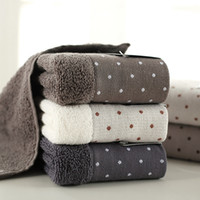 Wholesale- 4Pcs Lot 33*35Cm Super 100% Cotton Hand Towel For ...