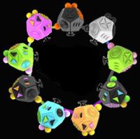Новый 3D куб игрушки второго поколения рука Spinner II новая версия новинка декомпрессии тревоги игрушки против Handspinner палец руки Spinner WJ 002