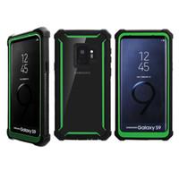 Caso de armadura para iphone 9 tpu + pc transparente limpar híbrido tampa traseira à prova de choque para lg stylo 4 metropc phone case b