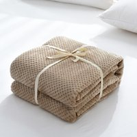New European Lamb Velvet Mink Blanket Home Travel For Adults...