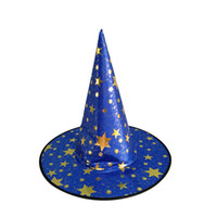 Halloween Hat Witch Hat Fancy Dress Party cap wig Party Caps...