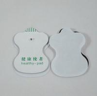 100 PC를 × 전극 패드 백라이트에 대한 건강 패드 십 t / 침술 / 디지털 치료 기계 마사지