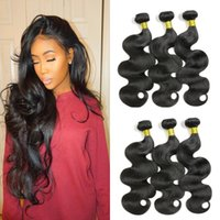 Indian Virgin Hair Body Wave 3 Bundles 100% Unprocessed Huma...