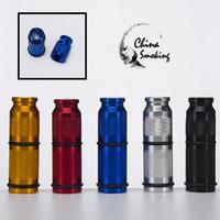 가스 크래커 채찍 2.9 인치 N2O 알루미늄 크래커 다채로운 크래커 크림 위퍼 흡연 6 색