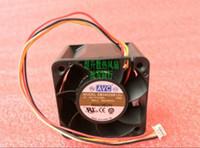 Original AVC 4028 DB04028B12U DC12V 0.66A3 / 4 ventilador de línea del servidor