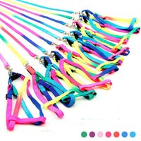 Hot sale 1. 5*120CM Adjustable Small Pet Dog Leashes Harness ...