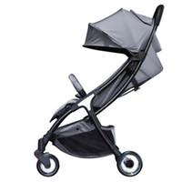 Vinng baby stroller portátil bebé paraguas puede sentarse acostado ligero plegable ultrarrápido pequeño bolsillo de bolsillo para niños