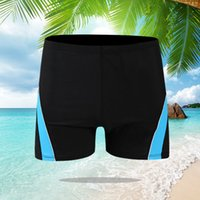 High elastic men swimming trunks plus size 5XL 60 to 95kg we...