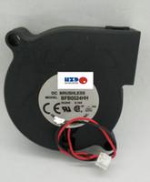 Original para Delta BFB0524H BFB0524HH BFB0524L BFB0524M 5015 5cm 24V 0.16A inverter turbina centrífuga ventilador ventilador