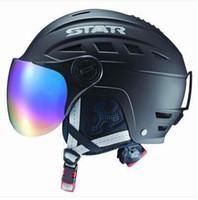 Открытый Лыжный шлем сноуборд шлем скейтборд шлем для мужчин и женщин
