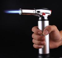 1300C Bütan Scorch meşale jet alev çakmak mutfak meşale Dev Ağır Bütan Doldurulabilir Mikro Mutfak Torch Kendinden tutuşan DHL ücretsiz