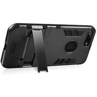 Pour iphone7plus / 8plus Case [360] Full Body Protection Armor Defender Cover, antidérapant, antichoc, résistant aux chocs