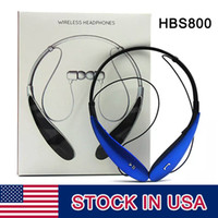 HBS- 800 Bluetooth Headsets Headphones Earphones hbs 800 Ster...