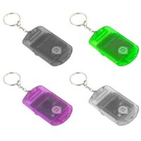 Etmakit Neue Graue Hartplastikgehäuse 8 Ziffern Elektronische Mini Taschenrechner mit Schlüsselbund Zufällige Farbe Top Qualität