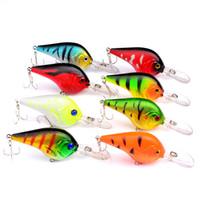 40Pcs Swim Fish Wobbler Fishing Lure 9.5cm 11.2g Artificial Hard Plastic Depth Fishing Tackle