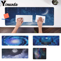 Yinuoda High Quality Night Starry Sky Cloud moon Rubber Mous...