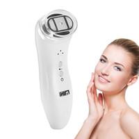 Envío gratuito mini profesional HIFU rejuvenecimiento facial antienvejecimiento portátil enfocado RF máquina de belleza de la arruga arrugas de los ojos