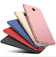 Мода конфеты ультра тонкий матовый матовый полный жесткий Platic PC чехол ударопрочный для Huawei P30 Pro P20 Lite Mate 30 20 X Nova 5 5i Magic 2