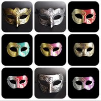 2018 New arrivals Halloween man Masquerade Mask Coloured dra...
