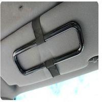 Appeso tipo di carta Rack alta plastica elastica ABS auto facciale scatola del tessuto cornice semplice resistente adatto parasole corrimano 6ww ff