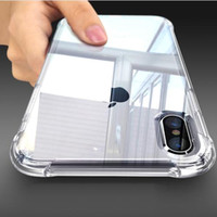 Shockproof Case For iPhone 8 Plus 6 6S Transparent Anti- knoc...