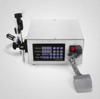 Автоматический жидкостный заполнитель жидкости численным управлением цифрового дисплея машины завалки LT130 автоматический жидкостный для для косметики сливк Затира