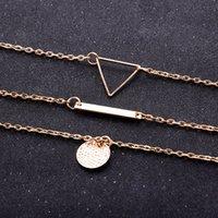 Choker Halskette Mehrschicht Bead Boho Halsketten Wunderschön Schmuck Mode Zubehör Geschenkerklärung Halsketten