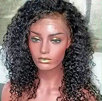360 Lace Frontal Wig YANG150% Density Pre Plucked 360 Lace F...