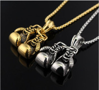 Cool Sport women Men Necklace Fitness Fashion Stainless Stee...