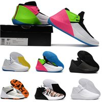 2018 New Russell Westbrook Why Not Zer0. 1 Low Multicolor Bas...