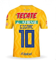 personalized TIGRES 2019- 20 new 7 Stars 9 VARGAS 10 GIGNAC 2...