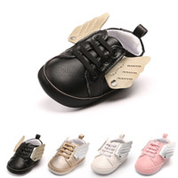 Hot sale! New Arrivel Fashion PU Leather Newborn Baby Shoes ...