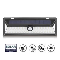 IP65 Waterproof 54 66 90 LED Solar Lamp Outdoor 2835 SMD Sol...