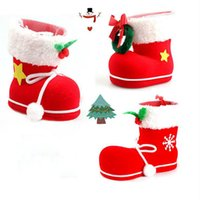 Red Ankle Socks Sports Short Sock Newborn Baby Non- Woven Fab...