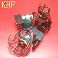 10pcs KHF Piccola pompa inchiostro 3W per Myjet Allwin Galaxy Xuli Liyu Human Flora JHF Vista stampante eco solvente pompa liquida 24 V DC