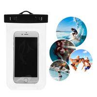 Универсальный Под 5,5-дюймовый ПВХ водонепроницаемый браслет чехол для для Iphone 4 / 5S / 6 / 6с Plus 7 7Plus для Sasmung S3 S4 Sport Armband