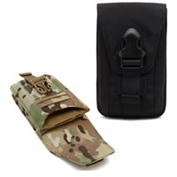 MOLLE 2 in 1 tactical Phone case Pouch holster for 2 pcs 5. 5...