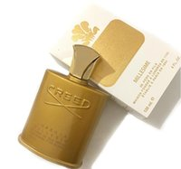 18ss HOT SALE 120ml New Creed Perfume for Men Gold Bottle Wi...