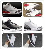 Katrina Tinker basketball shoes III JTH black cement white c...