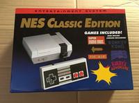 مصغرة NES TV وحدة التحكم لعبة المحمولة وحدة تحكم لعبة مزدوجة تحكم AV إخراج كابل أكثر من PXP3 PVP مع مربع البيع بالتجزئة