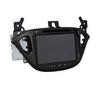 GPS를 가진 Opel CORSA 8inch 4GB 렘 Octa 중핵 Andriod 8.0를위한 차 DVD 플레이어, 핸들 통제, 블루투스, 라디오