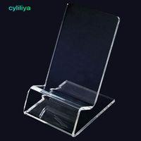 Acryl-Handy-Handy-Display Ständer Halter Ständer für 6inch iphone Samsung HTC xiaomi huawei