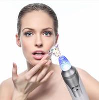 Profissional Elétrica Blackhead Remover Vacuum Comedo sucção Nose Acne poros da pele Cleaner Facial Limpeza de Pele Machine Tool Cuidados