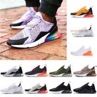 Nike air max 270 airmax air 90 95 97 vapormax  2018 Authentic Superstars 80S Mans zapatos de mujer 100% Smith Classic zapatos de skate blancos de cuero genuino Gold Black Running Shoe