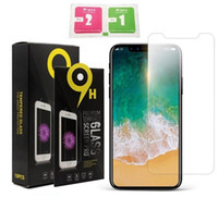 9H tempered glass For iphone XR XS Max X 8 6s 7 plus Samsung...