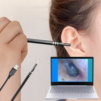 Pro 2- in- 1 USB Ear Cleaning Tool Ear Cleaning Endoscope HD V...