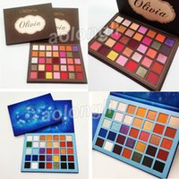 New Beauty Creations Eyeshadow Palette 35 Colors Olivia Eye ...