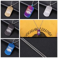 5styles Fortnite Charm Pendant Necklace Stainless Steel Keel...
