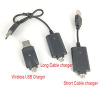 Em estoque usb fio carregador sem fio 510 para ecig vape bateria de pré-aquecimento o pen CE3 bateria Ego MT6 G5 G2 Cartucho