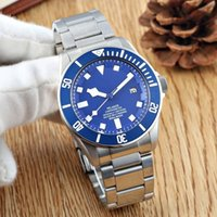 018 Luxury Brand Watch Automatic Movment Stainless Steels Bl...